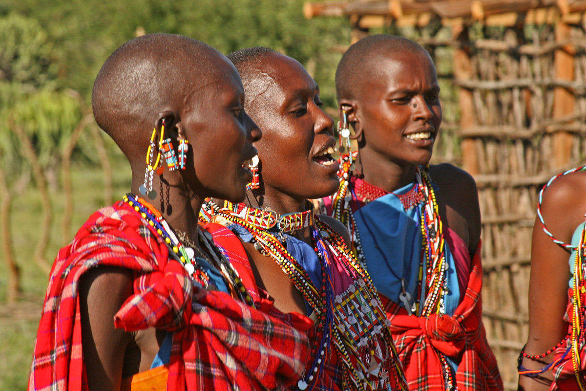 an analysis of the culture of the shambaa tribe from tanzania Native label the seed of africa's strife by aghogho akpome.